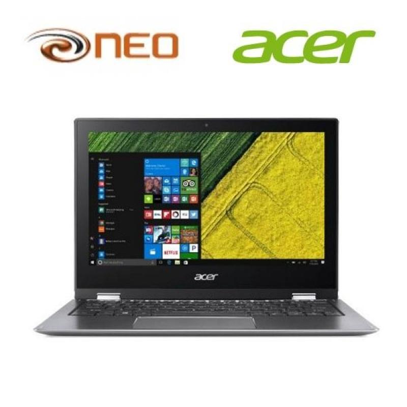 Acer Spin 1 SP111-34N-P9C9 Convertible Laptop with Stylus 11.6 Touchscreen IPS/ 128GB