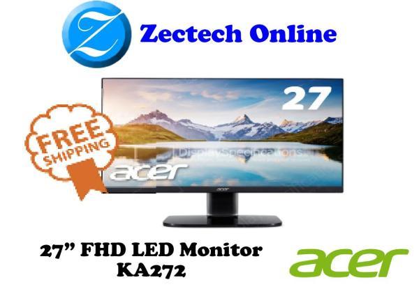 ACER 27 Full HD LED Monitor KA272 KA2 Series acer monitor ka272