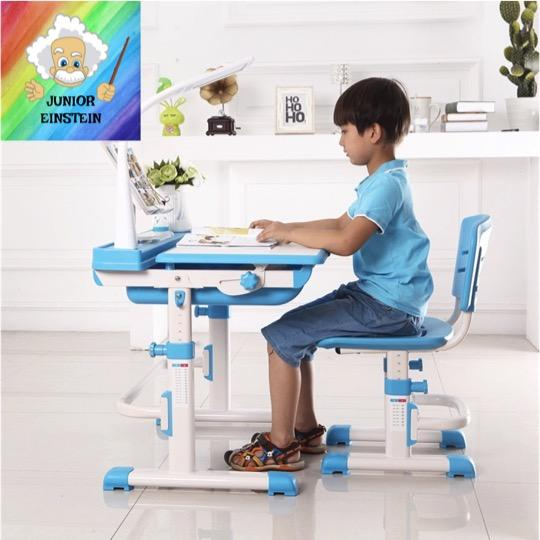 Junior Einstein Multi-Feature Ergonomic Study Tables for Kids