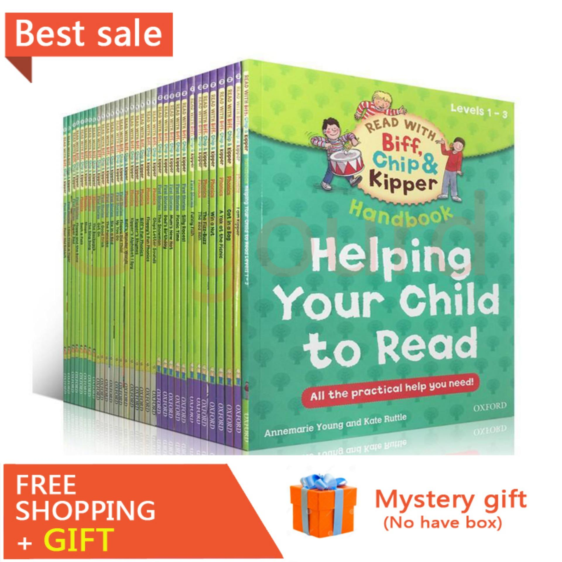 Level 1 ~ 3 Oxford Helps Your Child To Read Cognitive Education Kids Story Books Childrens