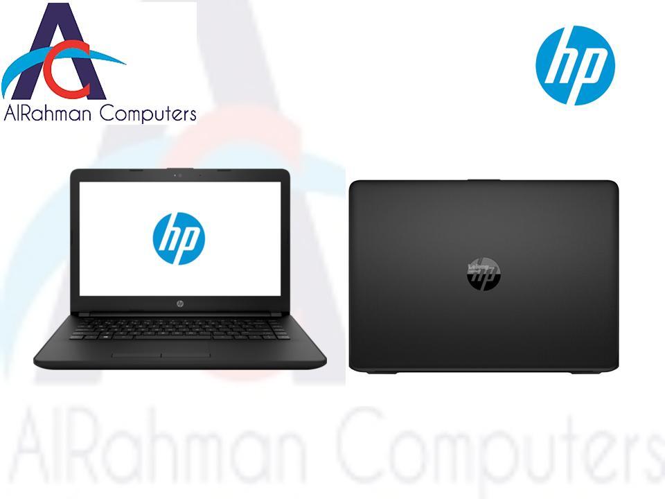 HP Notebook - 14-bs537tu 14 Laptop Black ( Intel Celeron N3060, 4GB, 500GB, Windows 10 Home)