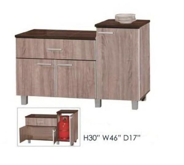 Basic Kitchen Cabinet