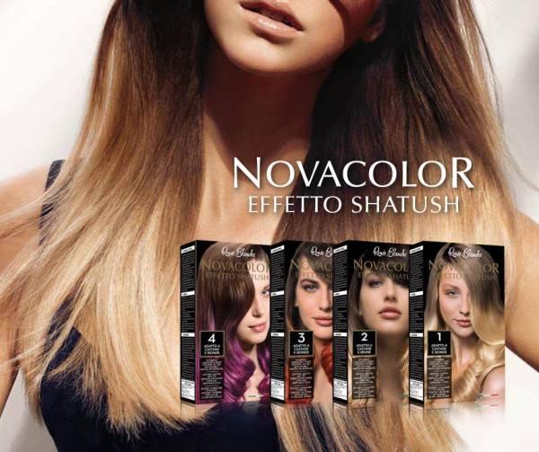 Buy Renée Blanche NovaColor Effetto Shatush CASTANE E BIONDE (NVCS4) Made in Italy Singapore