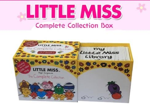 Little Miss Collection Book Set