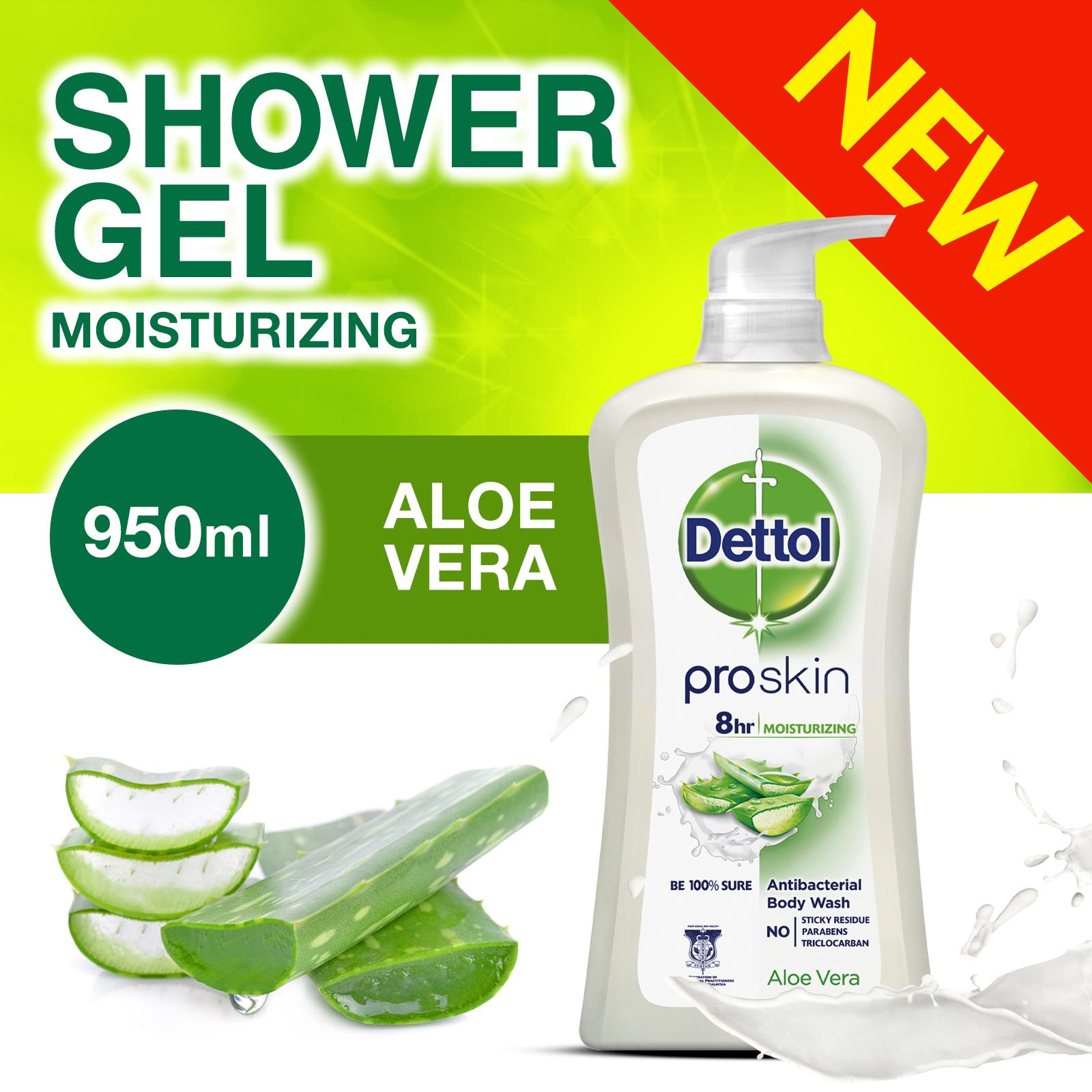 Dettol Pro Skin Aloe Vera 950ml By Dettol.