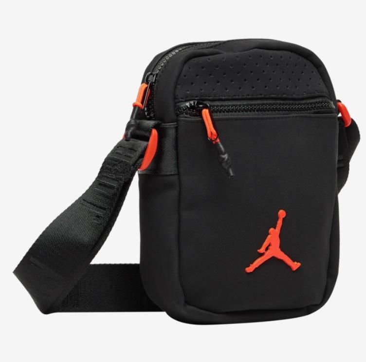 Jordan Air Festival Bag (Black-Red)
