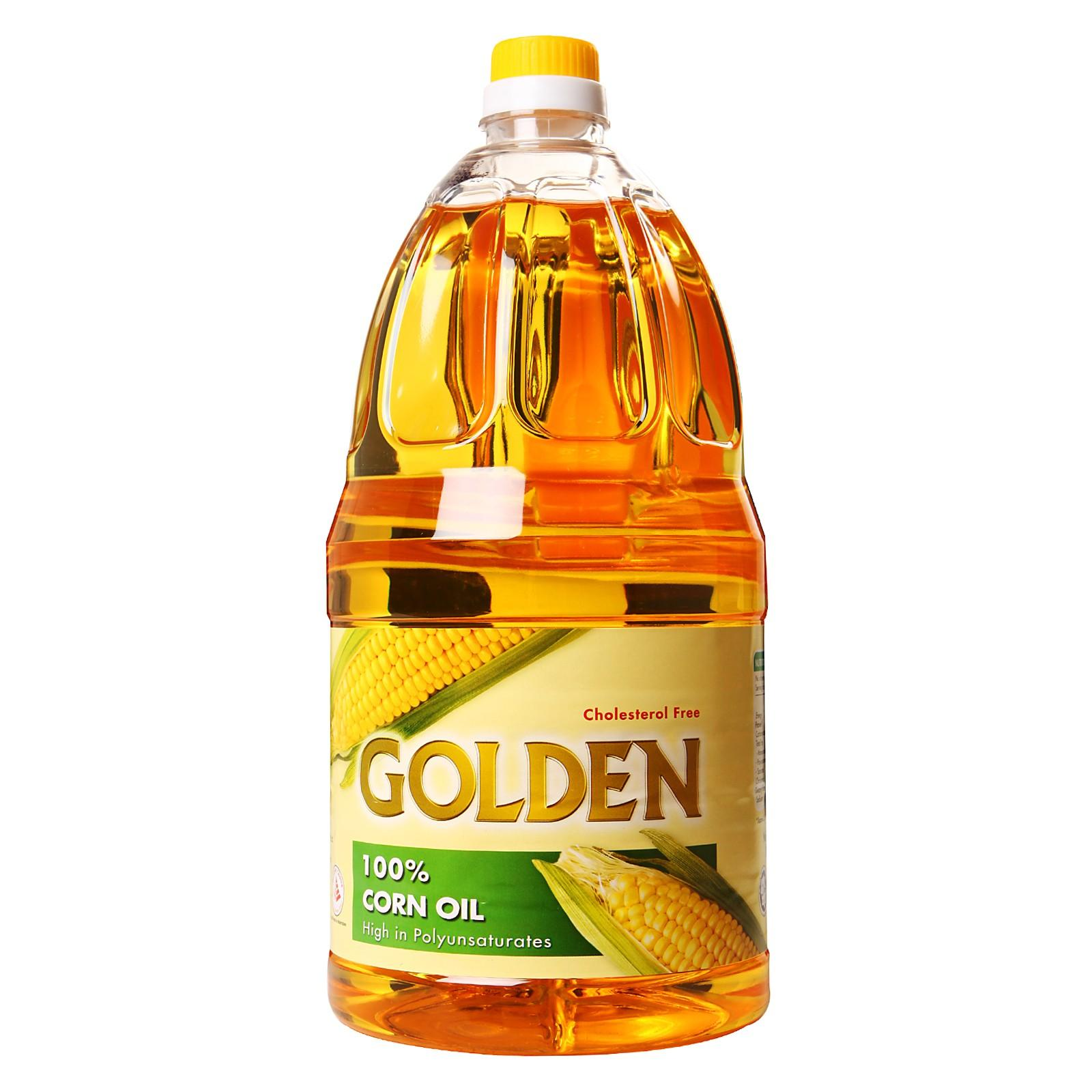 Golden 100% Corn Oil By Redmart.