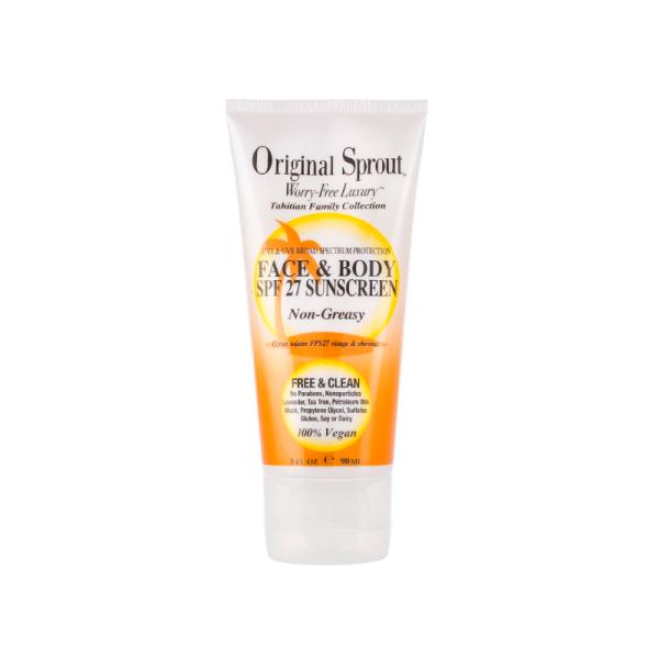 Buy Original Sprout Face & Body Spf 27 Sunscreen Singapore