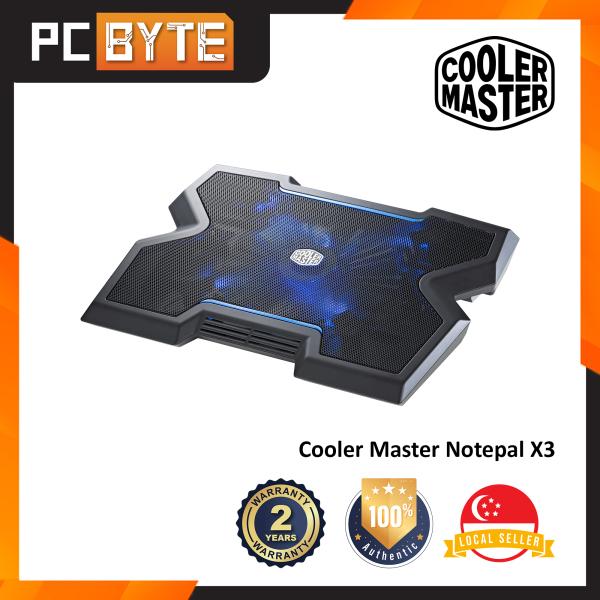 Cooler Master Notepal X3 - Notebook Cooler Pad