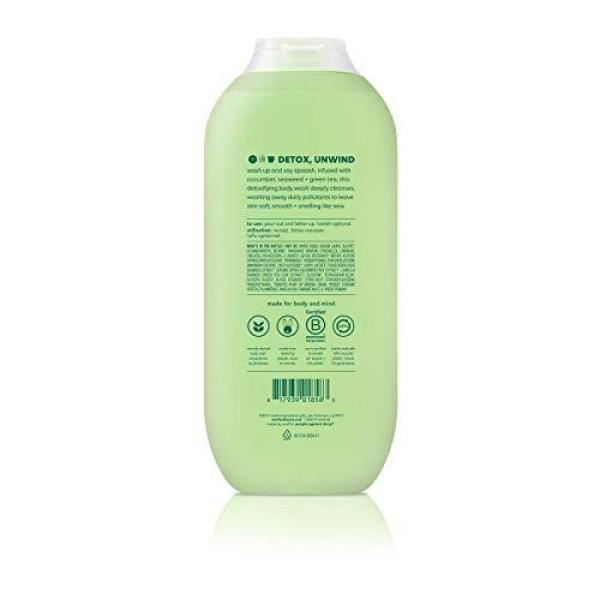 Buy Method Body Wash, Deep Detox, 18oz (2 pack) Singapore