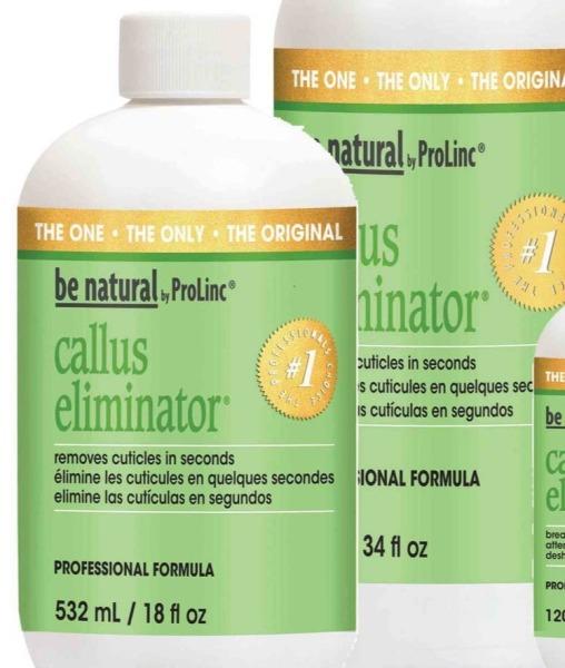 Buy ❤SG In stock❤!!! Prolinc  Be Natural Callus Eliminator 18oz (532ml) Singapore