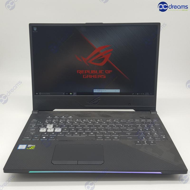 ASUS ROG STRIX SCAR II GL504GM-ES172T i7-8750H/16GB/256GB PCIe SSD+1TB HDD/GTX1060 [New Reconditioned]