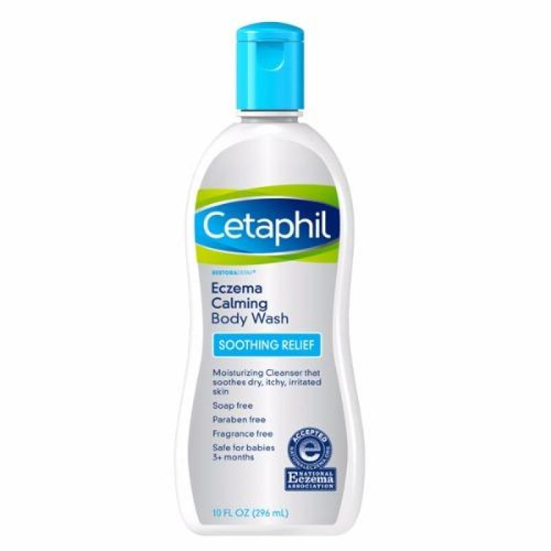 Buy Cetaphil RestoraDerm Eczema Calming Body Wash - 296ml Singapore