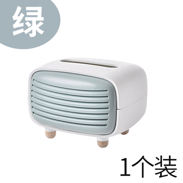Tissue Box Living Room Creative Cute bei europfine Car Mounted Multi-functional Air Purification Toilet Macarons Tissue Box