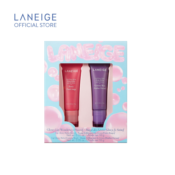 Buy LANEIGE Glowy Lip Wonders Set Singapore