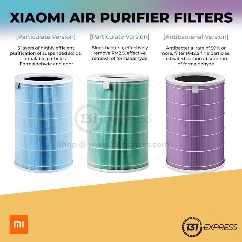 Xiaomi Mijia Air Purifier Filter [Standard | Formaldehyde Removal | Anti-bacteria] Singapore