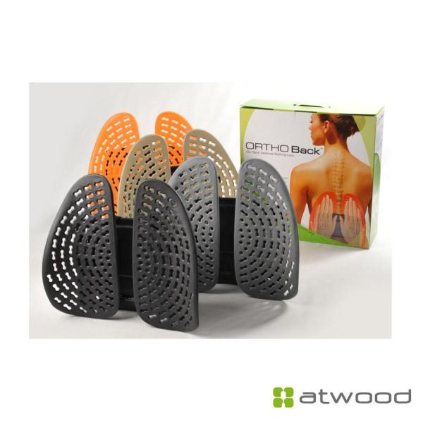 Original Orthoback Support with Patent!! Available in Black Grey Beige Orange.