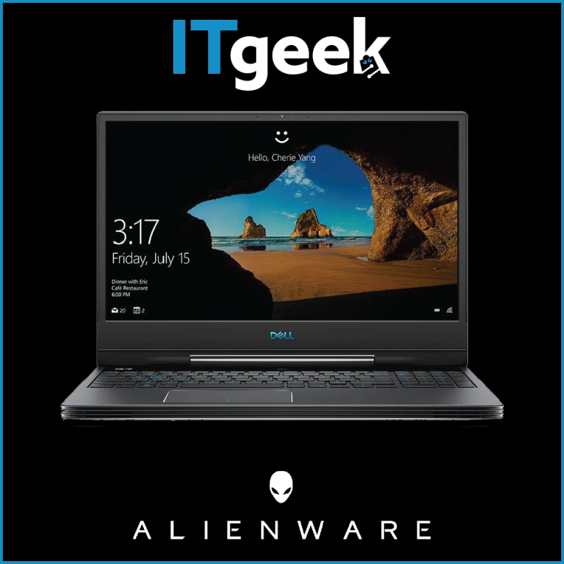 Dell G7 15 Gaming / i7-10750H / 15.6 FHD/ 16GB/ 512GB M.2 PCIe NVMe SSD/ NVIDIA® GeForce RTX™ 2060 Laptop