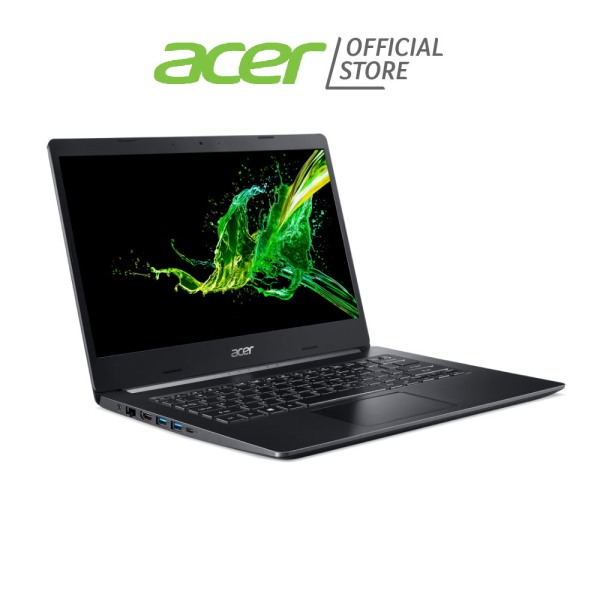 [LAZADA 11.11 EXCLUSIVE] Acer Aspire 5 A514-53G-5449(Black) laptop with 10th Gen Intel Core processor and 8GB RAM