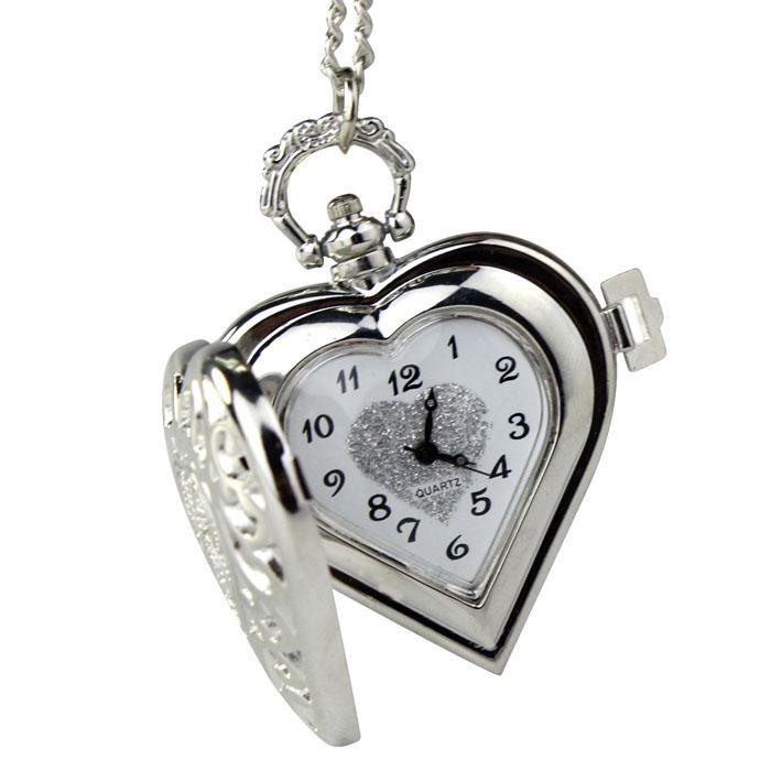 Nơi bán TRÁI TIM cổ điển Harry Potter Phong Cách Mề Đay Mặt Dây Chuyền đồng hồ bỏ túi Vòng Cổ