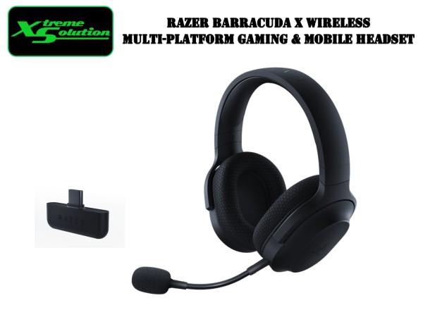 Razer Barracuda X Wireless Multi-platform Gaming and Mobile Headset