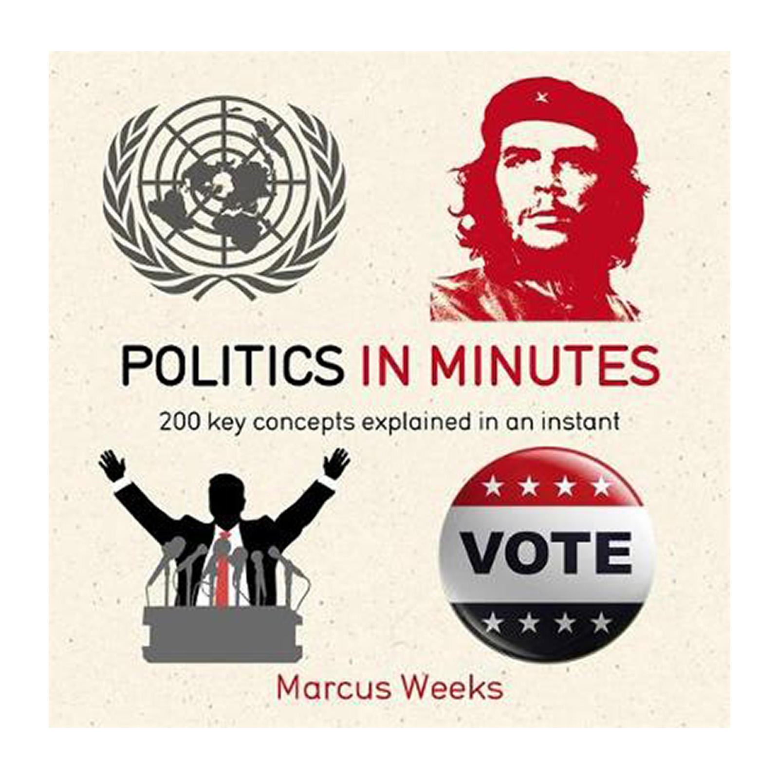 Politics In Minutes (Paperback)