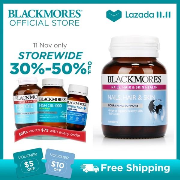 Buy Blackmores Nails,Hair & Skin 60tabs Singapore
