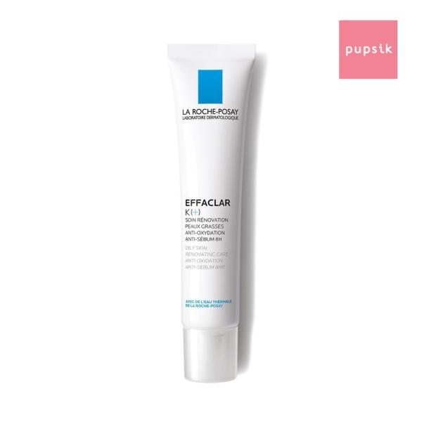 Buy La Roche-Posay Effaclar K(+) Anti-Sebum Renovating Care Cream, 40ml (exp 02/23) Singapore