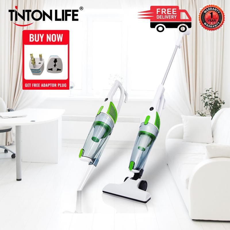 Tinton Life Fashion Promotion Portable Ultra-Quiet Vacuum Cleaner Mini Handheld Suction Machine Mite Terminator.