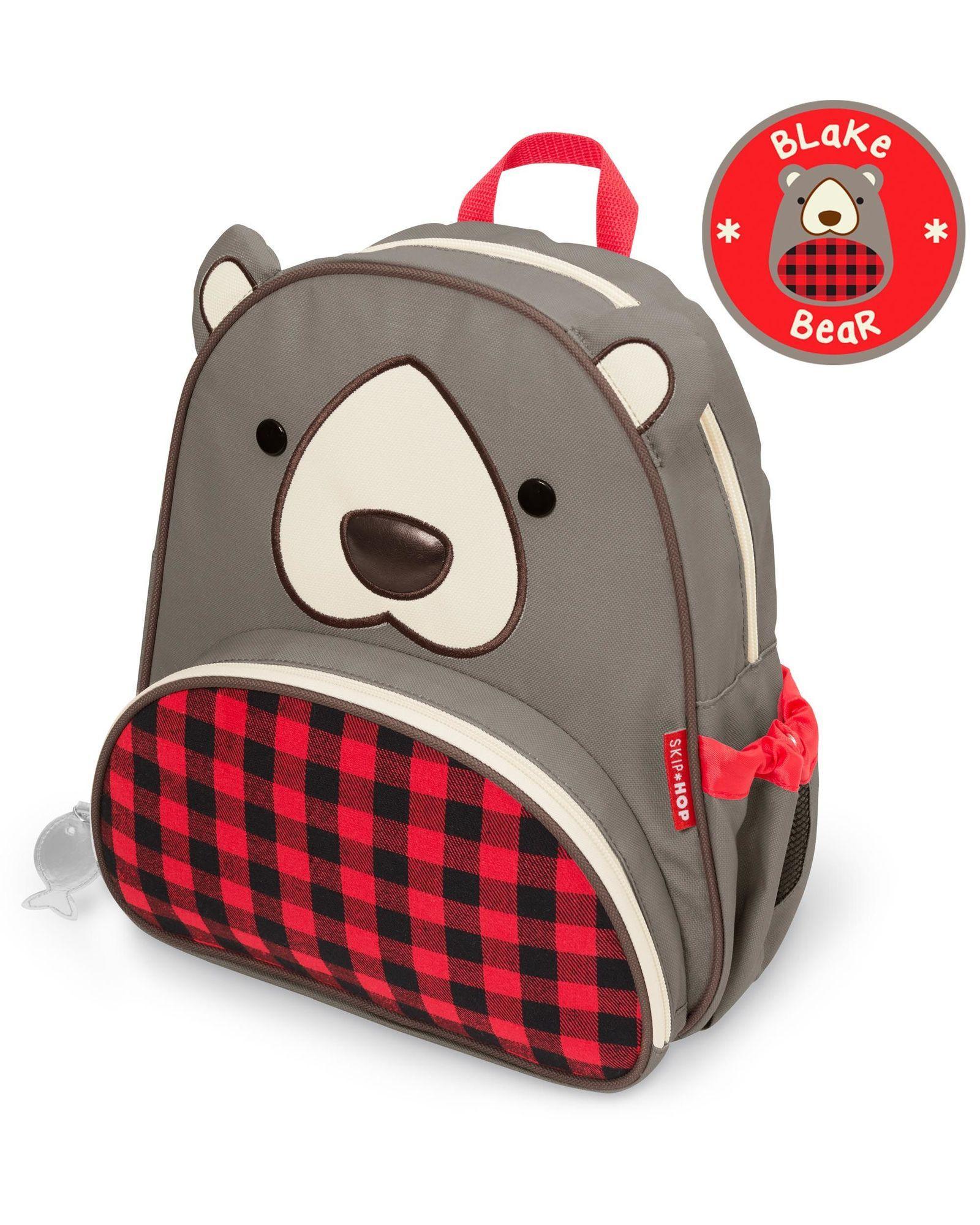Skip Hop Kids Zoo Pack - Winter Edition Bear By Wowmom.