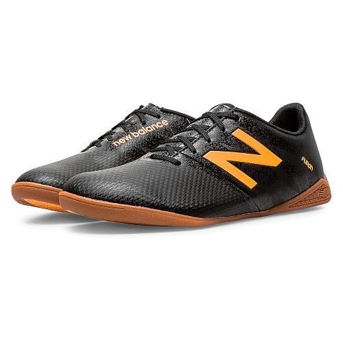 finest selection 54753 5bec1 NB FURON DISPATCH INDOOR (D Width) - Men Football Shoes (Black) MSFUDIBI