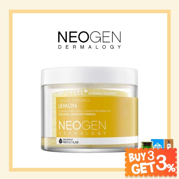 Buy NEOGEN// Dermalogy BIO-PEEL Gauze Peeling Lemon 30 Pads Singapore