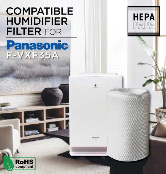 Panasonic F-VXF35A Compatible Humidifier Filter [HEPAPAPA] Singapore