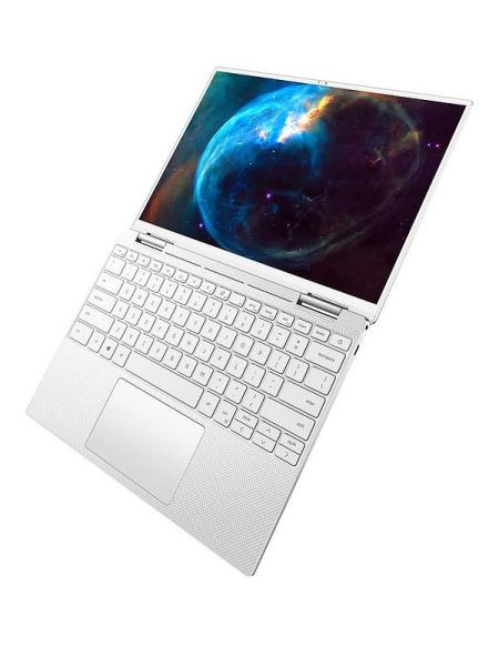 [New Arrival 2020] New DFO Model XPS 13 2-in-1  pen (7390)10th Gen i7-10710U (6 Core,  32GB RAM 1TB SSD 13.3 4K/UHD+ (3840 x 2400) 16:10 /WLED touch display, Silver machined aluminum  Windows 10 professional 64bit  1 YEAR ONSITE WARRANTY BY DELL,