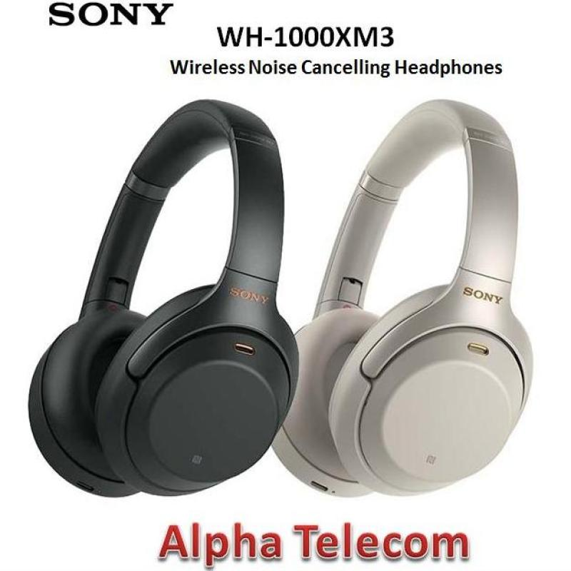 Sony WH-1000XM3 Bluetooth Over-Ear Noise Cancelling Headphones*Singapore Warranty Set* Singapore