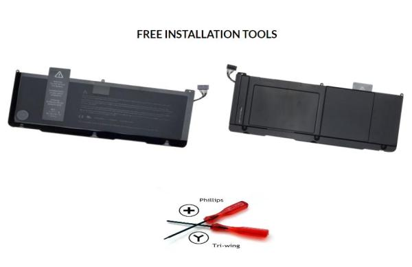 MacBook Pro 17-inch Unibody (Early 2011, Late 2011) Battery (A1383)