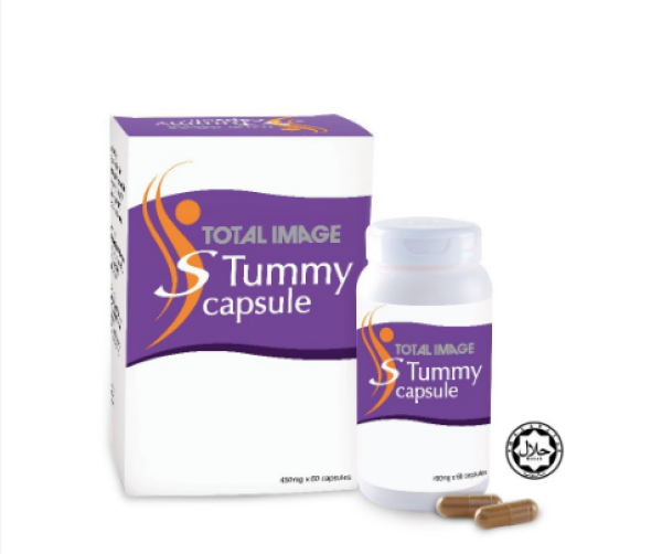 Buy Total Image S Tummy 60 capsules Singapore