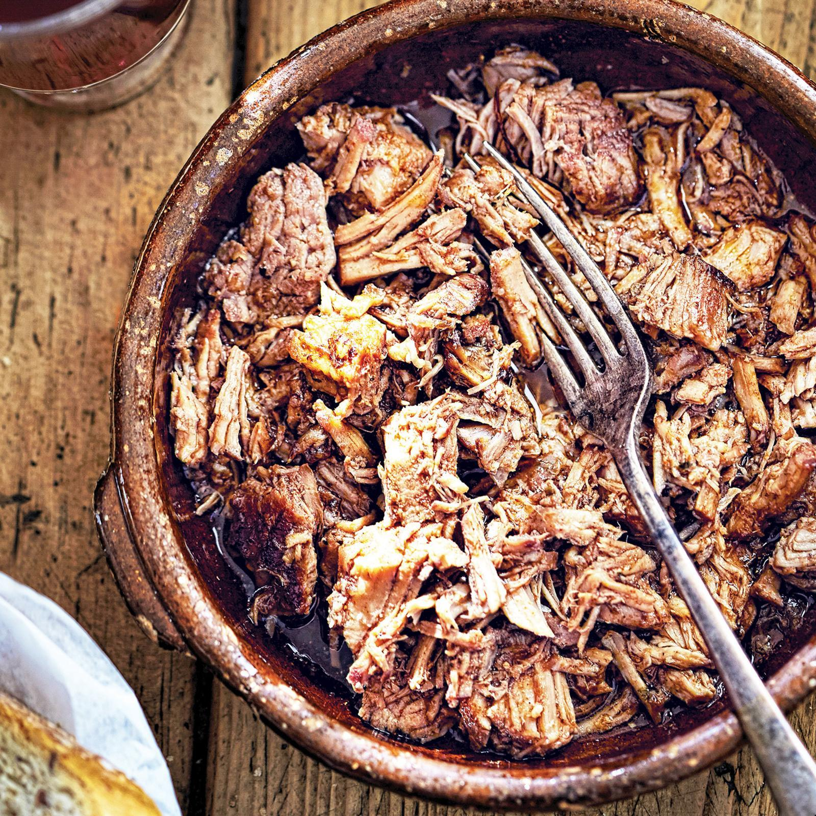 Sidecar Hickory Texas BBQ Pulled Pork - Frozen