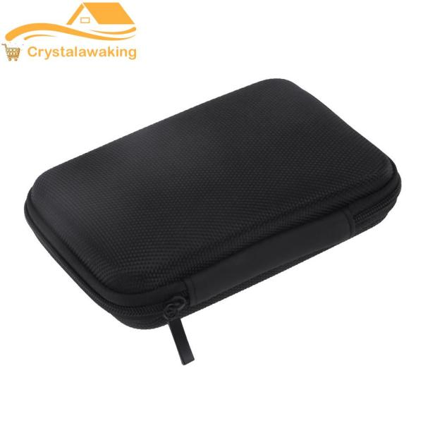 Portable Hard EVA Case Travel Carry Storage Bag for 2.5inch HDD Power Bank Earphone Singapore