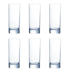 Best Chef And Sommelier Barware Linely O F Tumbler 33Cl 6Pcs
