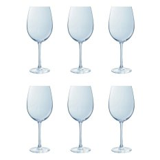Buy Chef And Sommelier Cabernet Wine Glass 75Cl 6Pcs Chef Sommelier Cheap