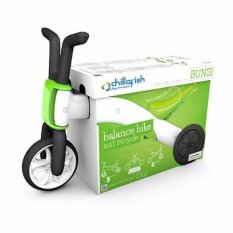 Best Reviews Of Chillafish Bunzi 2 In 1 Gradual Balance Bike Green