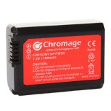 Wholesale Chromage Np Fw50 Lithium Ion Rechargeable Batteries For Sony Mirrorless Cameras