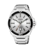 Citizen Aw1190 53A Eco Drive Men Sport Stainless Steel Solar Watch Aw1190 53 Cheap
