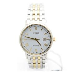Sale Citizen Bm6774 51A Eco Drive Sapphire Gold Stainless Steel Solar Watch Bm6774 51 Online Singapore