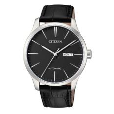 Citizen Nh8350 08E Men Automatic Leather Strap Analog Watch Best Price