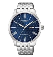 Citizen Nh8350 59L Men Automatic Stainless Steel Analog Watch Free Shipping