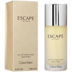 Sale Calvin Klein Ck Escape For Men Edt 100Ml