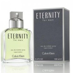 Sale Ck Eternity For Men Eau De Toilette Sp 100Ml On Singapore