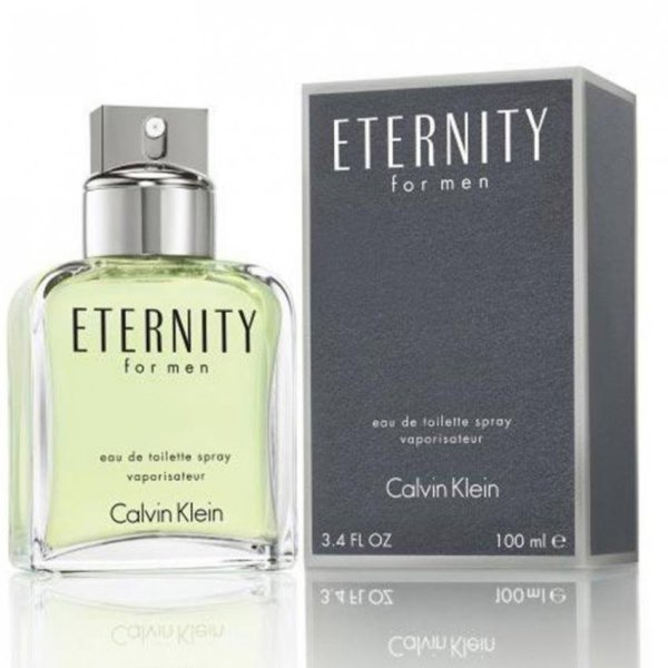 Buy CK Eternity for Men Eau De Toilette Sp 100ml Singapore